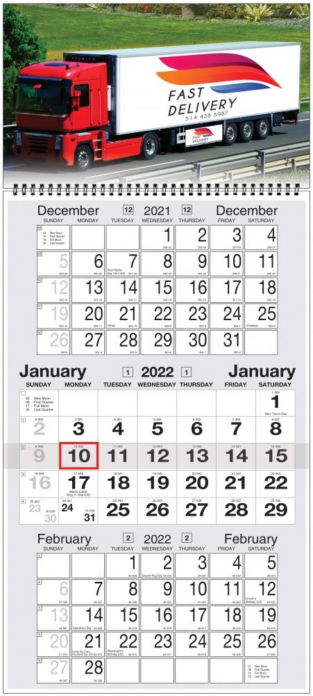 Plannificateur 3-mois